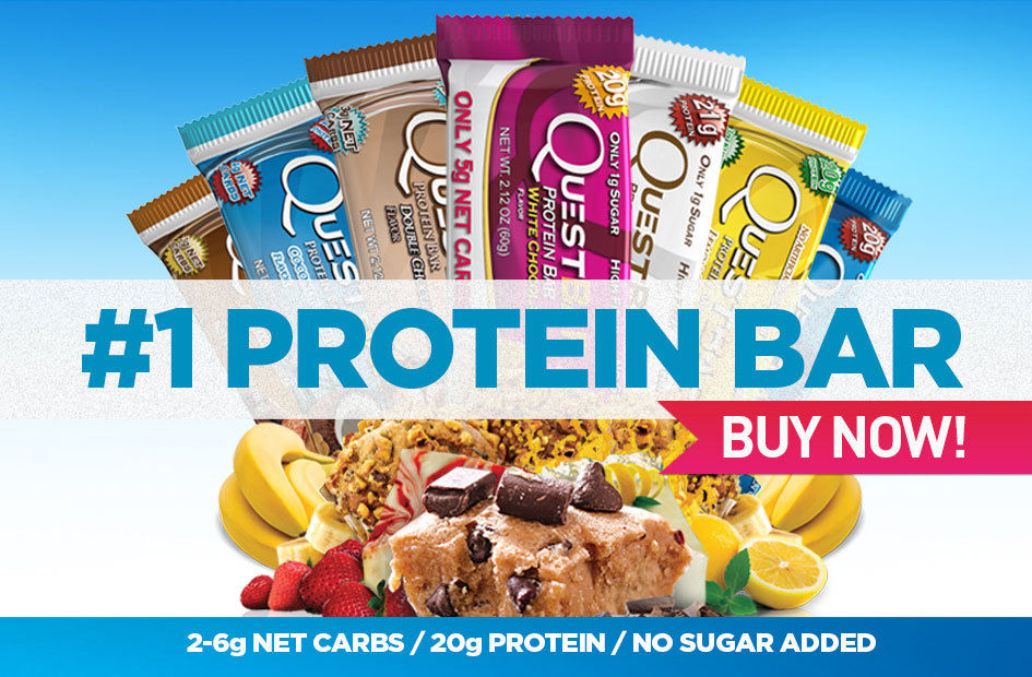 Quest Protein Bars Online