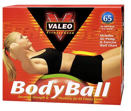Valeo Body Ball