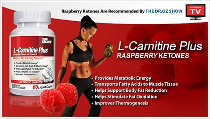 top secret lcarnitine raspberry ketones