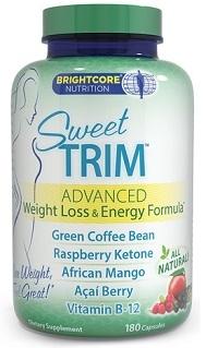 Buy Sweet Trim Diet Pills By Brightcore Nutrition Sale