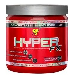 Hyper FX Fat Burner and Energy by BSN 30/servings