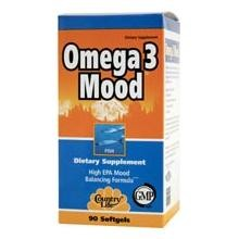 Omega 3 Mood Balancing Formula by Country Life, 90 softgels