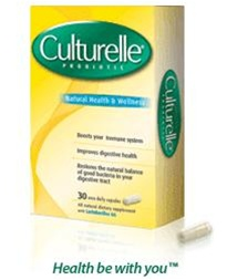 Culturelle Probiotic with Lactobacillus GG 30 caps