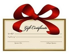 Arnold Supplements Health Gift Certificate