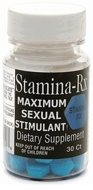 What is in sexual stimulants