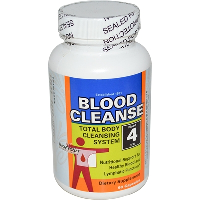 Blood Cleanse from Health Plus, 90 tabs