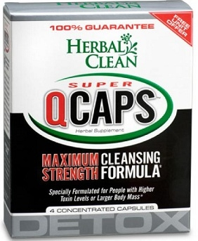 Quick Tabs Emergency Flush by Herbal Clean