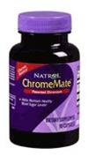 Natrol ChromeMate Chromium Supplement 90 caps