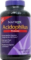 Natrol Acidophilus 100mg, 100 caps