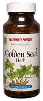 Golden Seal Herb by Nature's Herbs, 100 caps
