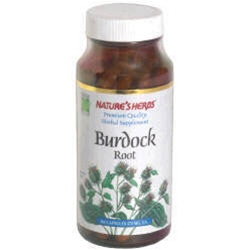 Nature's Herbs Burdock Root 100 caps