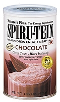 Spirutein Meal Replacement High Protein Energy Meal