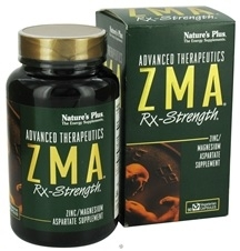 Nature's Plus ZMA Rx Strength 90 Capsules