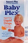 Nature's Plus Animal Parade Baby Plex Liquid Drops - 2 oz.