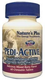 Nature's Plus Pedi-Active Children's Chewable Vitamins