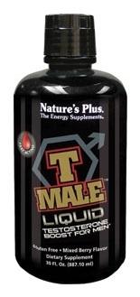 Nature S Plus Liquid T Male 30 Fl Oz Testosterone