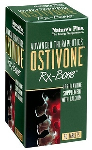 Nature's Plus Ostivone RX Bone Support Supplement -  60 Tablets