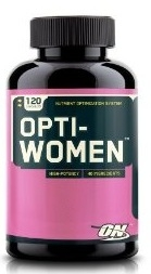 Optimum Nutrition Opti-Women Daily Complete Multivitamin, 120 caps