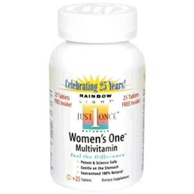 Rainbow Light Just Once Women's One Multivitamin 90 Tabs