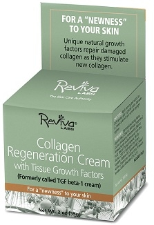 Reviva Collagen Regeneration Cream  - 2 oz.