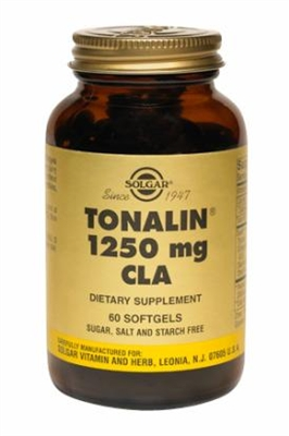 Solgar Tonalin CLA 1250mg - 60 Softgels