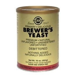 Solgar Brewers Yeast Powder 14 oz.