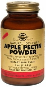 Solgar Apple Pectin Powder 4 oz.