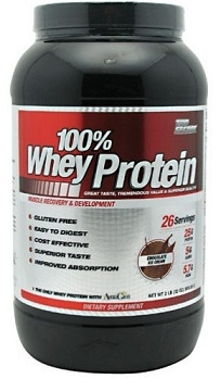 Top Secret Nutrition Whey Protein - 2lbs - Chocolate or Vanilla