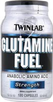 Twinlab Glutamine Fuel, 120 caps