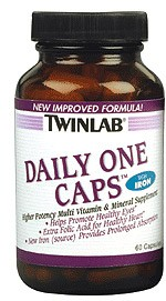 Twinlab Daily One Caps