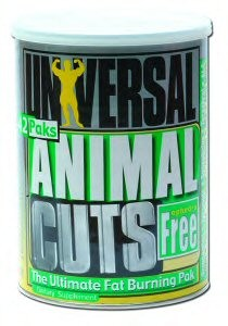 Animal Cuts from Universal Nutrition, 42 paks