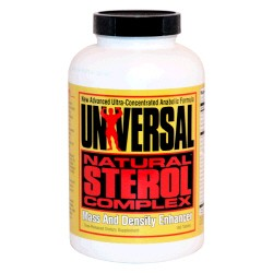 Natural Sterol Complex from Universal Nutrition, 180 tabs