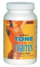 Universal Nutrition Tone 'N Tighten 120 Caps