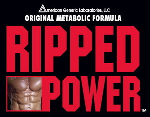 Ripped Power 120 capsules